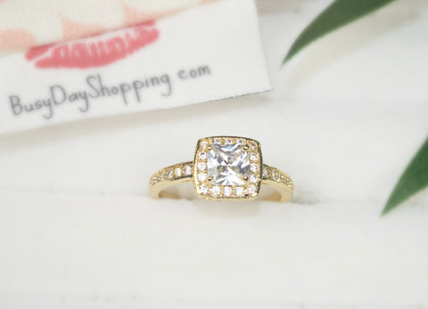 Princess Halo Ring - BusyDayShopping