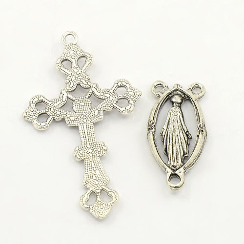Rosary Cross