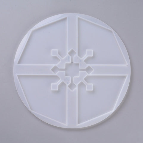 Silicone Cup Mats Molds