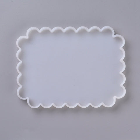 Silicone Mold Platter