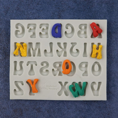 Jewelry Making, Letter Mold