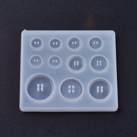 Silicone Button Molds