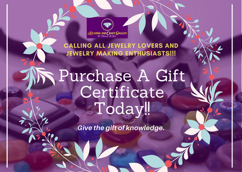 Gift Certificate - Give The Gift of Knowledge