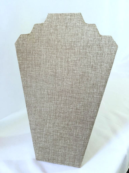 Linen Neck Display