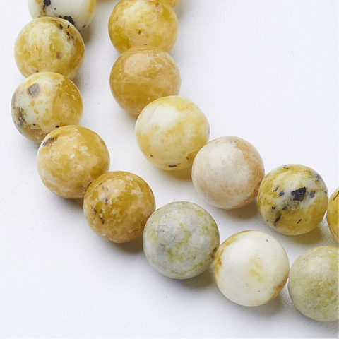 Yellow Turquoise - Natural Stone