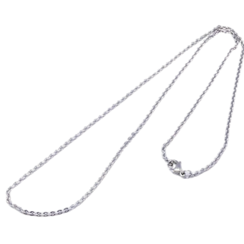 304 Stainless Steel Unisex Cable Chain Necklace