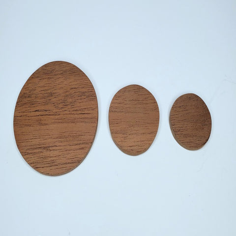 Wooden Circle Components