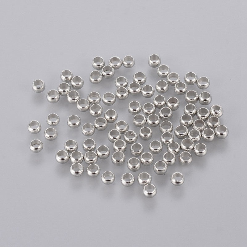 Crimp Beads 3mm