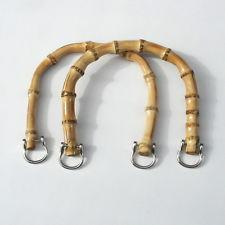 Bamboo Handle Natural 7x5in * 11-13mm