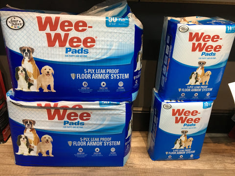Four Paws Wee Wee Pads (14 Pack)