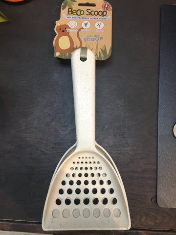 Beco scoop litter scoop natural