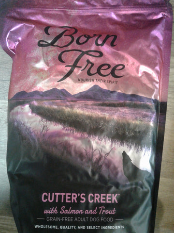 Born Free Dog Cutters Creek 12lb