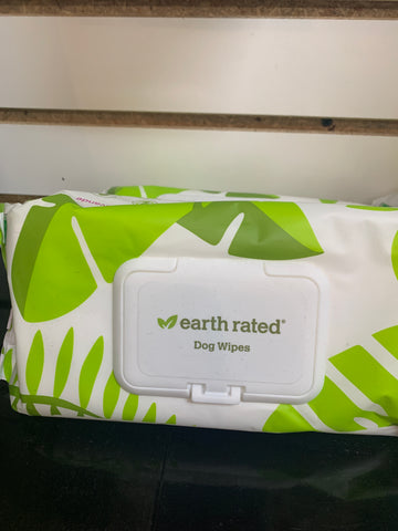 Earth Rated Dog Wipes (Lavender)