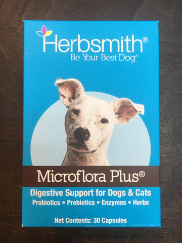 Herbsmith Microflora Plus (120 count)