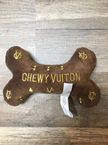 Chewy Vuitton Bone Small