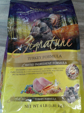 Zignature Turkey 4#