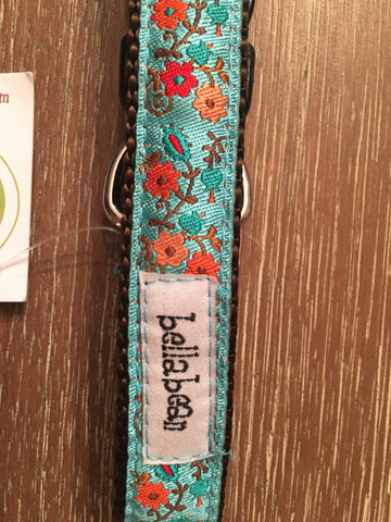 "Bella Bean Couture wee Petra Wildflower 3/4"" lead"