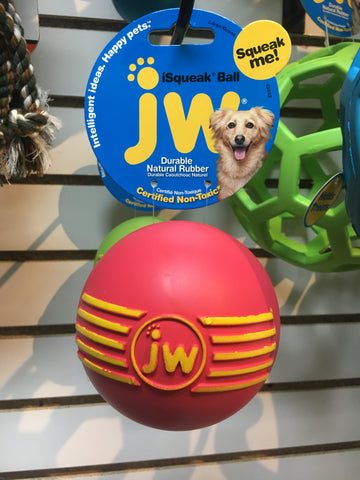 JW iSqueak Ball - Large