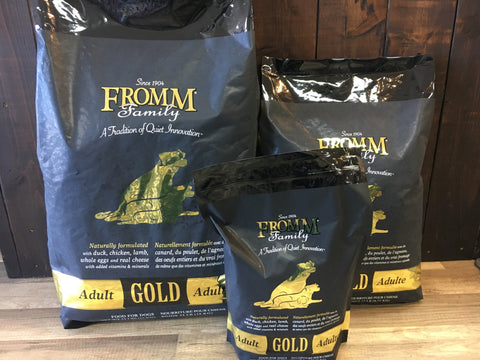 Fromm Dog Gold - Adult 15 Lbs
