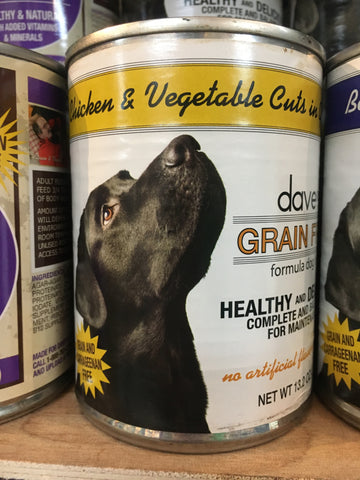 Dave's Pet Food Grain-Free Chicken & Vegetables 13 oz