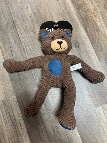 FabDog Floppy Teddy Bear (small)