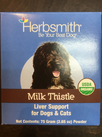 Herbsmith Milk Thistle 75g powder