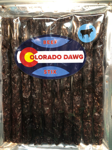 Colorado Dog Beef Jerky 6oz