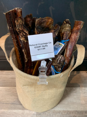 Natural Cravings Co. Monster Bully Stick