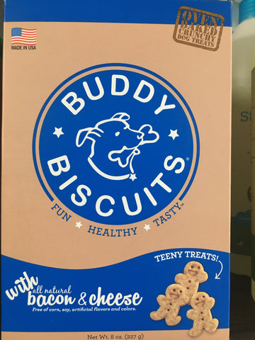 Cloudstar Itty Bitty Biscuits bacon&cheese