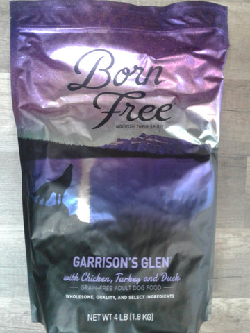 Born Free Dog Garrisons Glen 4lb