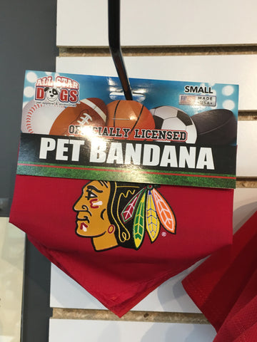 Chicago Blackhawks Bandana (Large)