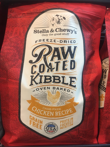 Stella & Chewy's Raw Coated Chicken 3.5 Lbs.