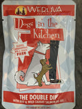 Weruva Dog DITK The Double Dip Pouch 2.8 oz