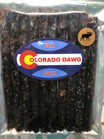 Colorado Dog Elk Jerky 6oz