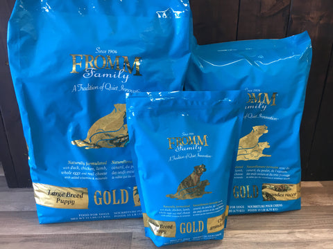 Fromm Dog Gold - Large Breed Puppy 15 Lbs