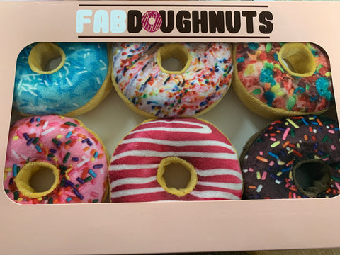 FabDog Box of Donuts (6pk)