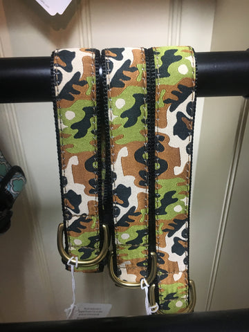 Up Country Camo Dog Collar (Med)
