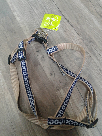 Up Country narrow gridlock Harness medium