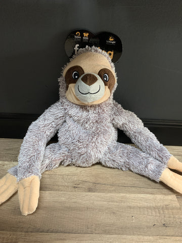 FabDog Fluffy Sloth (small)
