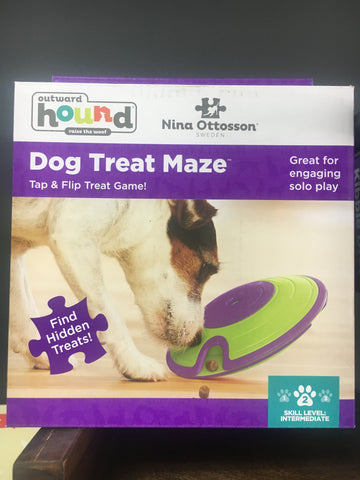 Outward Hound Treat Maze