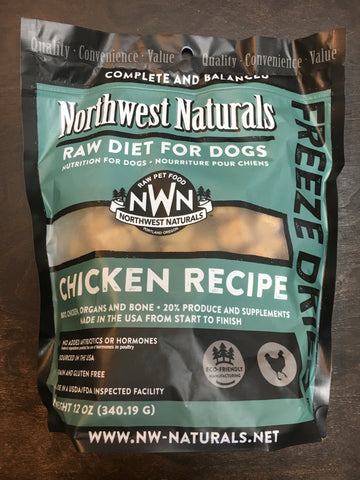 Northwest Naturals FD Chicken Nuggets 12oz.