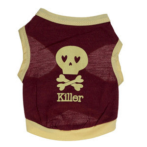 Killer Cotton T- Shirts - Pets Club