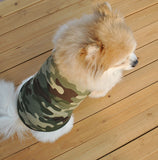 Dogs & Cats Camouflage T-Shirt - Pets Club