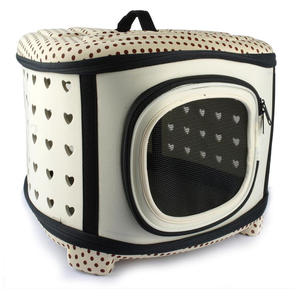 Indoors/Outdoors Pet Bed/Travel House - Pets Club