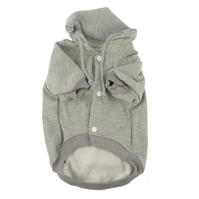 Warm Hoodie Coat For Dogs & Cats - Pets Club
