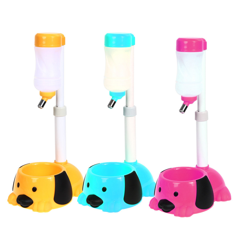 Water Dispenser With Bowl - Pets Club