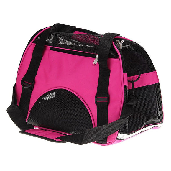 Rose Red Pet Carrier - Pets Club