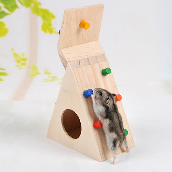 Multi-Function Pet Natural Wooden Toy - Pets Club