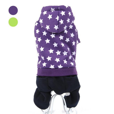 Winter Sweatshirts Set for Dogs & Cats - Pets Club