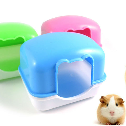 Plastic pet bedroom  / Small rabbit cage - Pets Club